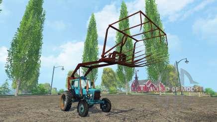 MTZ 80 v2.0 für Farming Simulator 2015