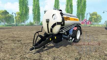 Kaweco Double Twin Shift v1.5 für Farming Simulator 2015