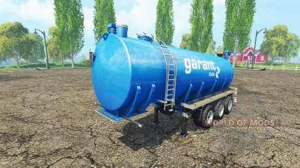 Kotte Garant TSA water für Farming Simulator 2015