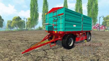 Schmidt pour Farming Simulator 2015