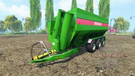 BERGMANN GTW 430 v3.0 für Farming Simulator 2015