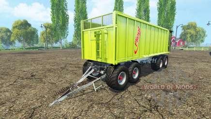 Fliegl TMK 4-axis pour Farming Simulator 2015