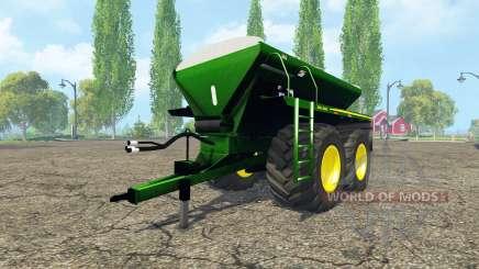 John Deere DN345 v2.1 pour Farming Simulator 2015