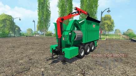 Jenz HEM 583 für Farming Simulator 2015