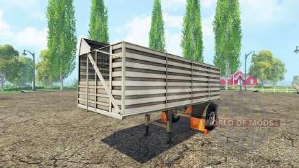Fortschritt für Farming Simulator 2015