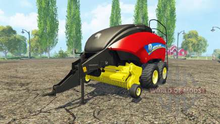 New Holland BigBaler 340 pour Farming Simulator 2015