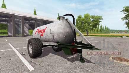 Fliegl 5000 für Farming Simulator 2017