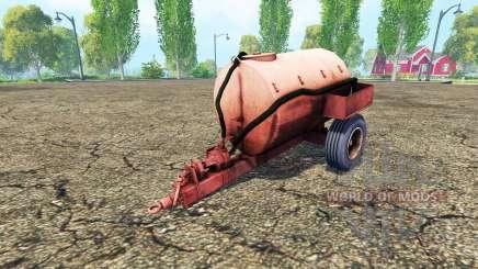 LA VUO 3A pour Farming Simulator 2015