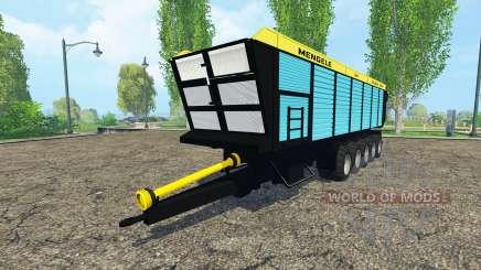 Mengele Silo Bull für Farming Simulator 2015