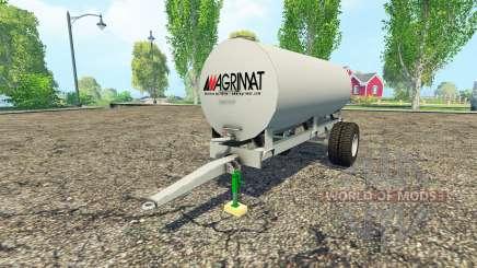 Agrimat 5200l pour Farming Simulator 2015