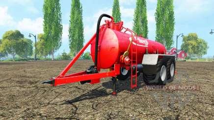 Fliegl VFW 15000 pour Farming Simulator 2015