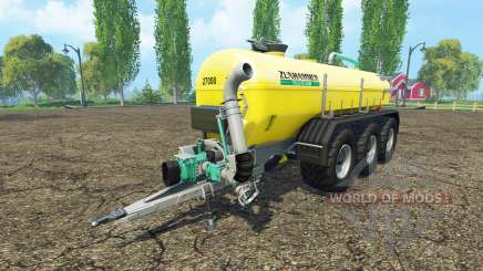 Zunhammer SK 27000 v3.0 pour Farming Simulator 2015