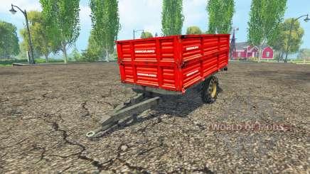 Herculano S1ET v3.0 pour Farming Simulator 2015