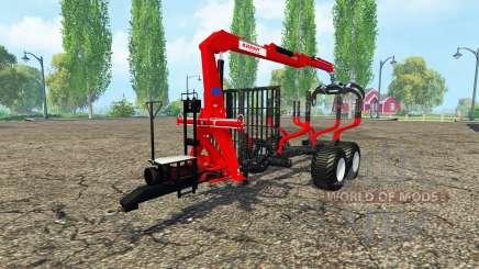 Krpan GP für Farming Simulator 2015