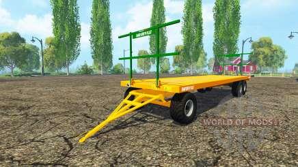 Dangreville für Farming Simulator 2015