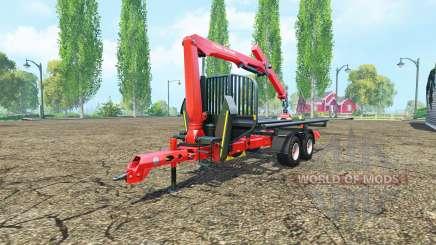 Stepa FHL13 AK für Farming Simulator 2015