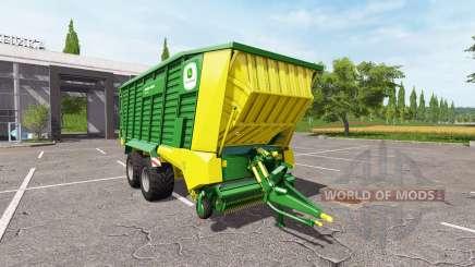 John Deere JD100K pour Farming Simulator 2017