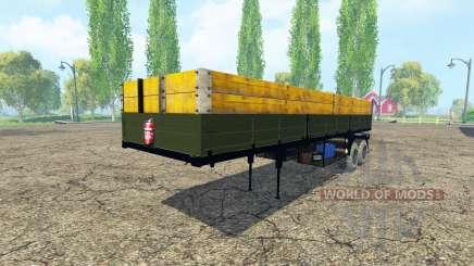 Nefas 93 344 v1.2 für Farming Simulator 2015