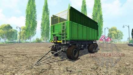 Demmler TSM Mammut für Farming Simulator 2015