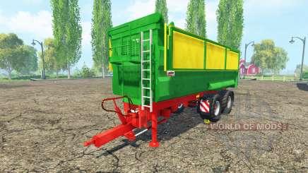 Kroger MUK 303 v1.01 pour Farming Simulator 2015