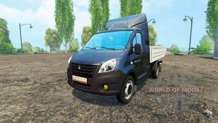 А21R22 GAZ GAZelle Next pour Farming Simulator 2015