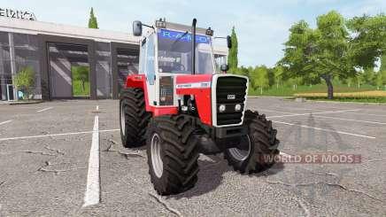 Massey Ferguson 698T für Farming Simulator 2017