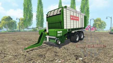 BERGMANN Shuttel 700S pour Farming Simulator 2015