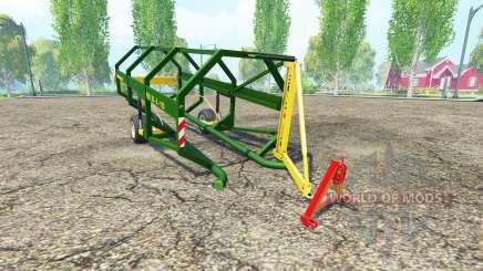 Ballenboy FSB 25-6-110 v2.0 pour Farming Simulator 2015
