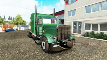 Peterbilt 389 v1.9 für Euro Truck Simulator 2