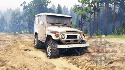 Toyota FJ40 pour Spin Tires