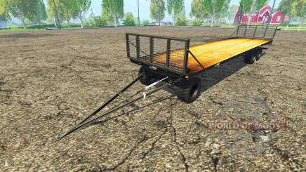 Fliegl DPW 180 v4.1 für Farming Simulator 2015