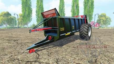 Marshall VES2500 pour Farming Simulator 2015