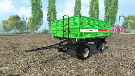 Sipma PR 800 EKO pour Farming Simulator 2015
