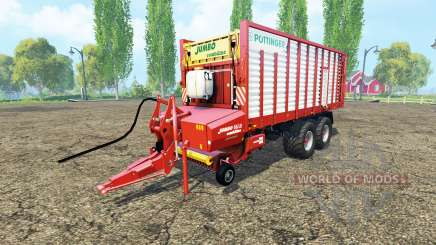 POTTINGER Jumbo 6610 für Farming Simulator 2015