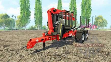 Stepa FHL 16 AK v1.3.1 für Farming Simulator 2015