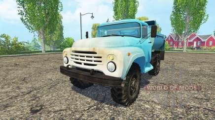 ZIL MMZ 555 v1.1 für Farming Simulator 2015