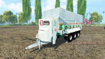 Bossini SG200 DU v2.0 für Farming Simulator 2015