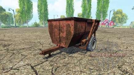 PST 6 v2.0 pour Farming Simulator 2015
