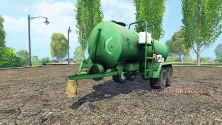 SHT 10 pour Farming Simulator 2015