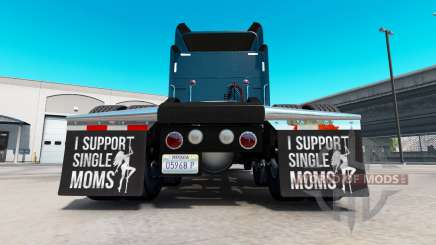 I Support Single Moms v2.2 pour American Truck Simulator