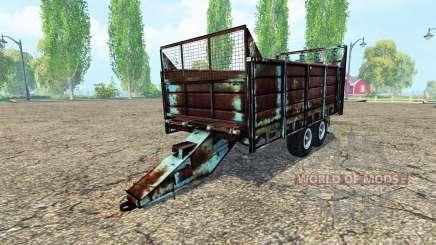 Fortschritt T088 für Farming Simulator 2015