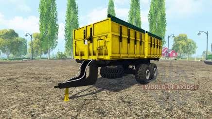 PTS 9 gelb für Farming Simulator 2015