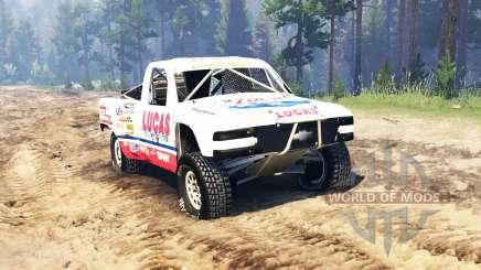 Chevrolet Silverado Super Sil pour Spin Tires