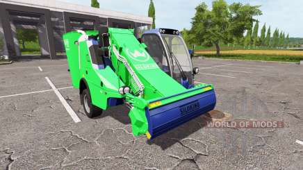 SILOKING SelfLine Compact 1612 für Farming Simulator 2017