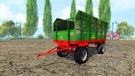 Hawe SLW 20 v2.0 für Farming Simulator 2015