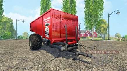 Kverneland Taarup Shuttle pour Farming Simulator 2015