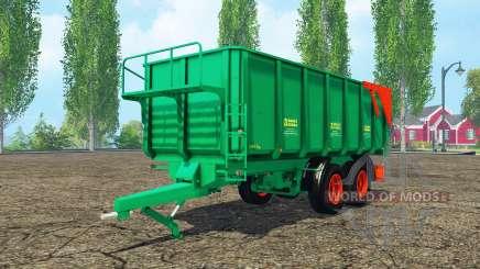 Aguas-Tenias TAT22 pour Farming Simulator 2015