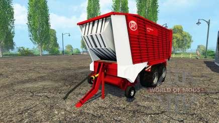 Lely Tigo PR 70 für Farming Simulator 2015