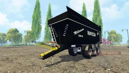 Ravizza Millenium 7200 v1.3 für Farming Simulator 2015