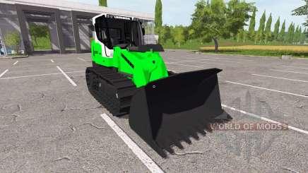 Liebherr LR 634 pour Farming Simulator 2017